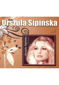 Urszula Sipińska - Antologia vol.1 CD