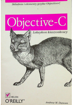 Objective C leksykon kieszonkowy