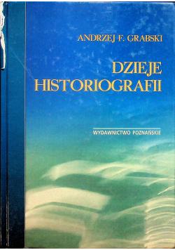 Dzieje historiografii