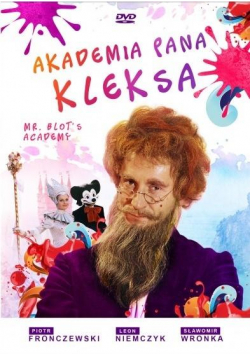 Akademia Pana Kleksa cz.1-2 DVD