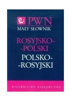 Mały słownik rosyjsko polski polsko  rosyjski