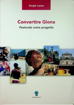 Convertire Giona