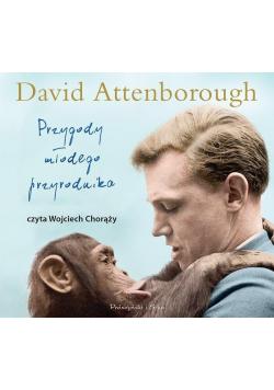 Przygody młodego przyrodnika audiobook