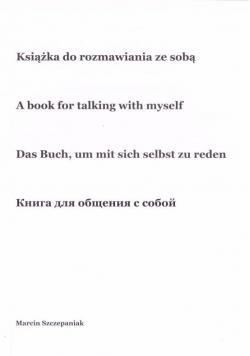 Książka do rozmawiania ze sobą