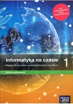 Informatyka na czasie 1