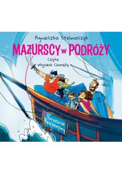Mazurscy w podróży T.2 Porwanie Prozerpiny CD