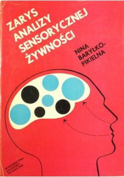 Zarys analizy sensorycznej żywności