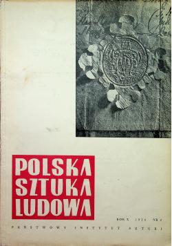 Polska Sztuka Ludowa Nr 2