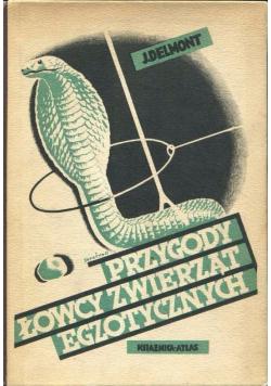 Przygody łowcy zwierząt egzotycznych 1950 r.