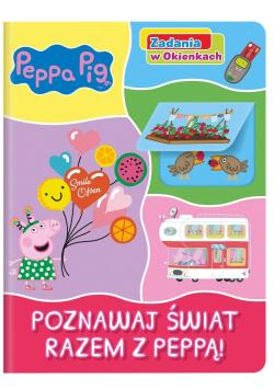 Peppa Pig. Peppa Pig. Zadania w okienkach