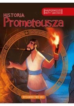 Najpiękniejsze mity greckie. Historia Prometeusza