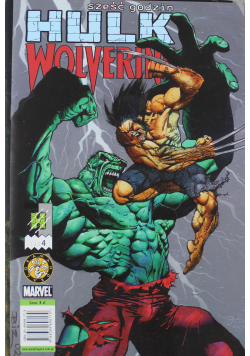 Hulk Wolverine six hours part 4 of 4