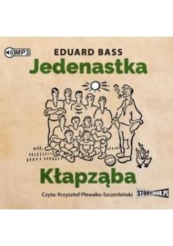 Jedenastka Kłapząba audiobook