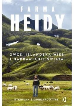 Farma Heidy. Owce, islandzka wieś i naprawianie...