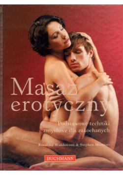 Masaż erotyczny podstawowe techniki