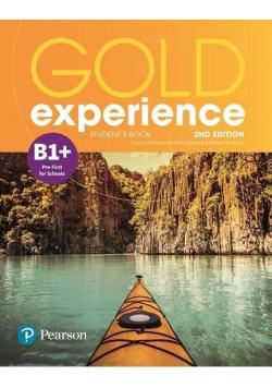 Gold Experience 2ed B1+ SB PEARSON