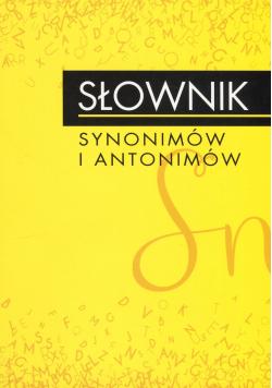 Słownik synonimów i antonimów
