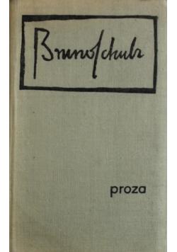 Schulz Proza