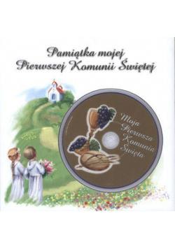 Pamiątka Pierwszej Komunii Świętej + DVD