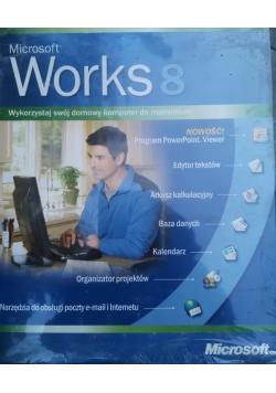 Microsoft Works 8