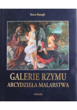 Galerie Rzymu arcydzieła malarstwa