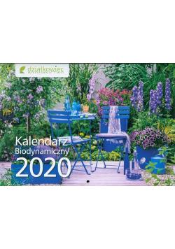 Kalendarz Biodynamiczny 2020 ścienny