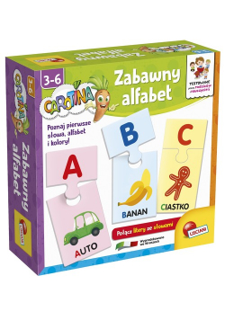 Carotina Zabawny alfabet