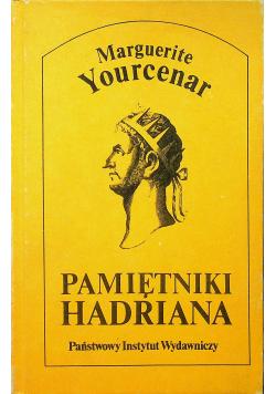 Pamiętniki Hadriana