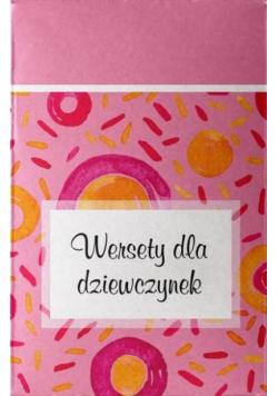 Pudełko - wersety dla dziewczynek