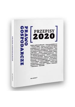 Prawo Gospodarcze Przepisy 2020