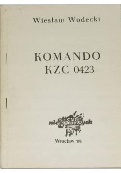 Komando KZC 0423