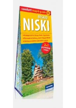 Comfort! map&guide XL Beskid Niski