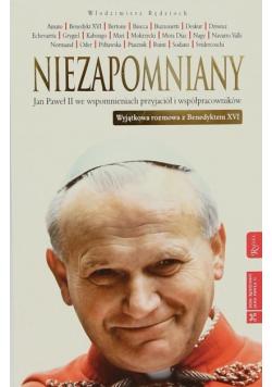 Niezapomniany Jan Paweł II we wspomnieniach przyjaciół i współpracowników