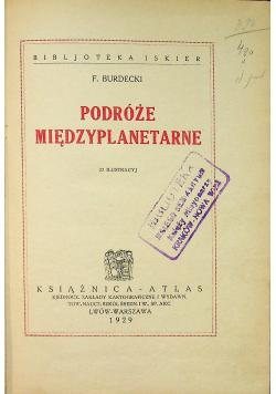 Podróże międzyplanetarne 1929 r