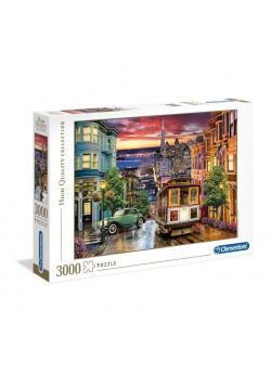 Puzzle 3000 HQ San Francisco