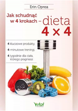 Jak schudnąć w 4 krokach - dieta 4x4