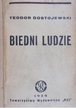 Biedni ludzie 1929