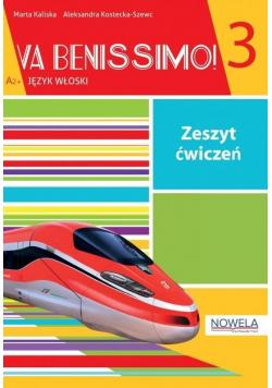 Va Benissimo! 3 A2+ ćwiczenia