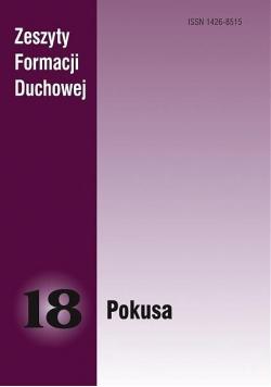 Zeszyty Formacji Duchowej nr 18 Pokusa
