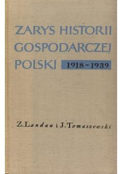 Zarys historii gospodarczej Polski 1918 1939