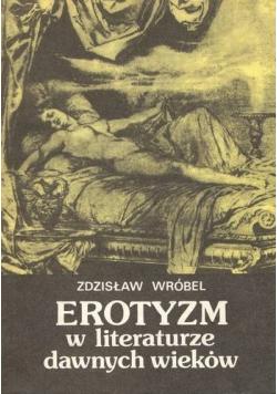 Erotyzm w literaturze dawnych wieków