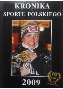 Kronika Sportu Polskiego 2009