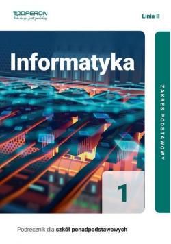 Informatyka LO 1 Podr. ZP. Linia II w.2019