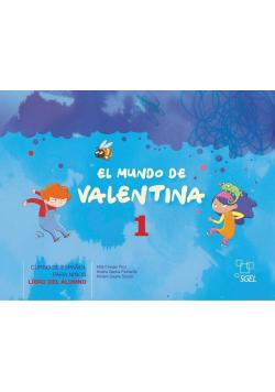 Mundo de Valentina 1 podręcznik