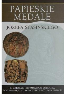 Papieskie medale Józefa Stasińskiego