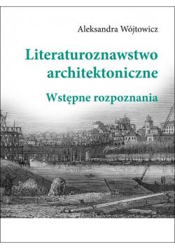 Literaturoznawstwo architektoniczne