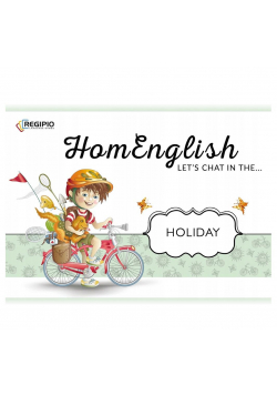 HomEnglish Let's chat about Holidays REGIPIO