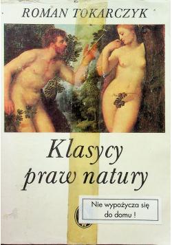 Klasycy praw natury