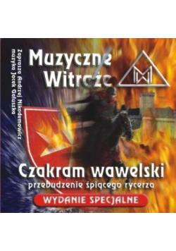 Muzyczne Witraże Czakram wawelski płyta CD