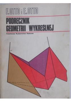 Podręcznik geometrii wykreślnej plus anaglify